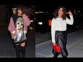Priyanka Chopra is having the time of her life in the New York City and is keeping her fans updated with all the latest happening through her Instagram accou...
