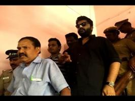 Ator Simbu has finally visited the Police station in Coimbatore over the Beep Song issue. The young star answered the questions regarding the Beep song which...