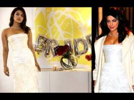 Ahead of her rumoured December wedding with fiancé Nick Jonas, Priyanka Chopra turned heads at her bridal shower on Sunday, October 28 in New York City. The ...