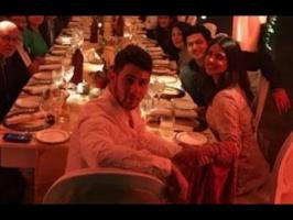 However, before all the festivities begin, Priyanka and Nick took time out from their busy schedule to celebrate Thanksgiving, a quintessential American fest...