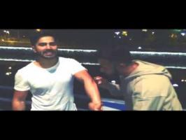 Watch varun dhawan got hurt hurt and  director pamper - YouTube