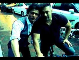Shah Rukh Khan and Salman have had a roller coaster ride equation. They first worked together in what later went on to be a cult movie Karan Arjun. Then ther...