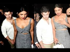 Weeks after Priyanka Chopra accompanied Nick Jonas to his cousin's wedding in New Jersey, the new couple arrived in Mumbai on Thursday night. If rumours are ...