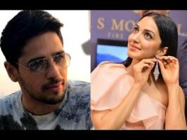 Sidharth Malhotra, it appears, has got over his breakup with Alia Bhatt. According to a report on Filmfare, the Aiyaary actor has found solace in Kiara Advan...