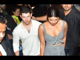 Nick and Priyanka are currently in India, and are enjoying their time here. The stars are presently holidaying in Goa with PC's close friends and family. Pri...