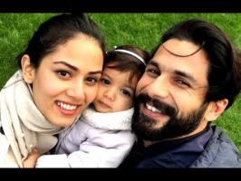 Shahid Kapoor cannot seem to get enough of his daughter Misha, who has become the paparazzi's favourite child ever since they got a glimpse of her. The hunky...