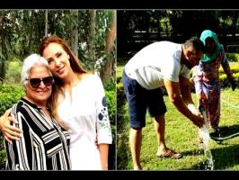 politician Bina Kak's Instagram feed suggests that Salman Khan and his rumoured girlfriend Iulia Vantur could be spending some time together with their frien...