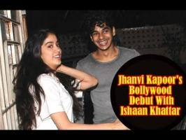 A good day for Jhanvi Kapoor fans! It's finally here - the big announcement about Jhanvi Kapoor's much awaited and much speculated Bollywood debut. The Hindi...
