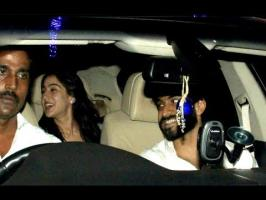 Sara Ali Khan will be debuting in Bollywood very soon, Harsvardhan Kapoor is just one film old in the industry. Not many reasons to be in the news if you hav...
