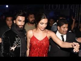 The couple thought they can happily walk hand-in-hand in Disnelyland as they are not in Mumbai away from the paparazzi eyes, but they forgot that USA also ha...