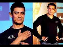 During a media interaction on the sets of Dangal in Ludhiana, Aamir spoke about his fellow actor Salman Khan's body and fitness levels, with whom he has ofte...