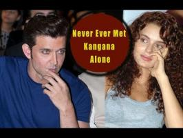 Kangana Ranaut has alleged that she and Hrithik Roshan dated ever since Kites in 2009 - he disputes this and sent her a legal notice last year after she appe...
