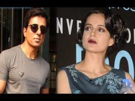 Sonu Sood has responded to Kangana Ranaut's accusations that he did not want to return to complete filming Manikarnika because he 'denied to work under a wom...