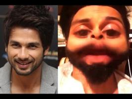 Shahid Kapoor is now having a gala time on his Snapchat account. The new dad has pulled out all stops to record some rather fun Snapchat videos of himself. S...