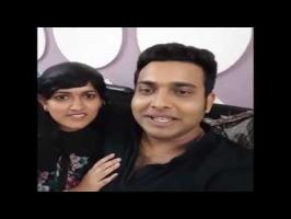 Jabardasth getup srinu with wife live chat in facebook