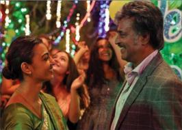 Kabali Movie New Stills Broken-RajiniKanth,Radhika Apte