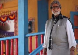 Amitabh Bachchan was overwhelmed after meeting a fan from eastern European nation Moldova, who waited 27 years to meet the Hindi movie megastar.  - A fan waits 27 years to meet Amitabh Bachchan