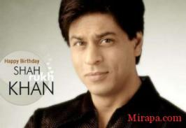 King khan shah rukh turned 47 on Friday, November 02, 2012.this year he wants to spend birthday with his family.