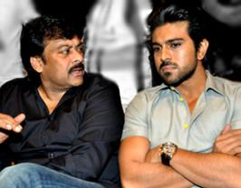 Mega Star Reacts On Khaidi Remake With Ram Charan !!