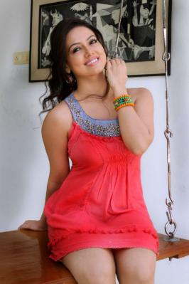 Sana Khan is a South Indian film actress and model. She is perhaps best known for her appearances in ad films, her item numbers in Indian films and for her performance as Janu in the 2008 Tamil film Silambattam.