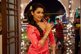 Newbie actor Parineeti Chopra, who is basking in the glory of her latest film Ishaqzaade, says she is ready to don a bikini.