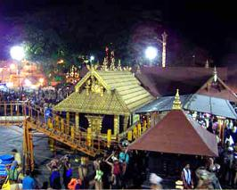 Southern Railway has opened a reservation counter at Pampa on the foothills of Sabarimala to serve devotees visiting the hill shrine, where the annual pilgrim season is underway.