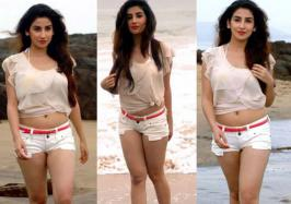 'Kitni Mohabbat Hai' fame actress Parul Gulati might be playing a simple looking character in the show but when she came to reveal her real colours she surprised all spectators.