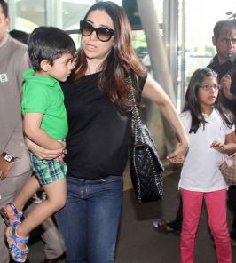 Karisma Kapur\'s marriage is back in the news again. Just like the last time, the news isn\'t good either. The actress intends to end her marriage with businessman Sunjay Kapur. What is wrong now?