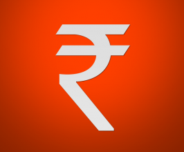 The Indian rupee continued to decline against the American currency for the fifth day in the early trade on persistent dollar demand from banks and importers on the back of higher dollar in the overseas market.
