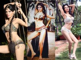 Here few celebrities who are comfortable in carrying bold and beautiful styles. From Mallaika Arora Khan to Sunny Leone, celebs dare to bare.