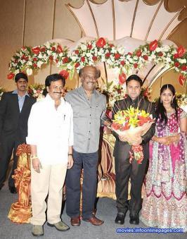 Director Jyothi Krishna And Aishwarya Wedding Reception