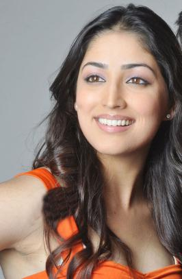 Yami Gautam Is A Bollywood Actress.