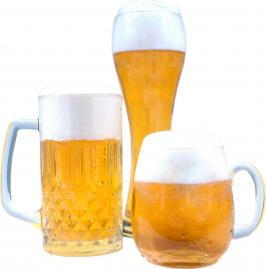 Gone are the days when beer was associated with sagging bellies; your favourite pint is now gaining a status of a drink with health benefits – of course when consumed in moderation! This means, while men can consume about 710 ml of beer per day, women should limit it to 355 ml, to reap the health benefits. If you overdo it, just like any alcohol, beer too can take its toll on your health. So let's look at the benefits and risks of drinking beer. Benefits of drinking beer  Helps protect bones: Beer, when consumed in moderation, is said to protect your bone health as it is high in silicon content. Several studies have shown that beer may help in preventing bone loss and also rebuild bone mass in men and young women. However, no benefits have been seen in women in the post-menopausal stage.  Healthy heart: Just like an apple a day keeps the doctor away, a beer a day may help you keep heart diseases away. Moderate consumption of beer has many benefits and one of them is the significant increase in HDL (good) cholesterol. The good cholesterol has anti-clotting effects which keeps the blood vessels clear and healthy.