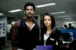 Samar Is An Upcoming Tamil Movie.