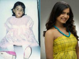 Actress Samantha, who is set to release her movie Yeto Vellipoyindhi Manasu, has posted two childhood photos and a few rare pictures on her Twitter page.