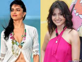 Anushka Sharma angry over comparisons between her and Deepika Padukone.