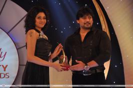 Variety Film Awards 2012 Stills Tamil on Pluz Media, Santhanu (Actor), Madhan Karky (Lyricist), Prasanth (Actor), Samuthirakani (Actor), Kishore (Actor), A. R. Raihanah (Singer), Monica (Actress), K. V. Anand (Director)