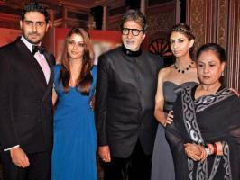 Here are some rare and unseen pictures of the Bachchans-Amitabh Bachchan, Jaya Bachchan, Aishwarya Rai Bachchan, Abhishek Bachchan, Shweta Bachchan.