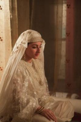 Soha Ali Khan is back in Deepa Mehta's cinematic adaptation of Salman Rushdie's novel Midnight's Children, which features a host of Indian actors and actresses. She plays the role of Jamila Sinai, who is the main character, Saleem's younger sister.