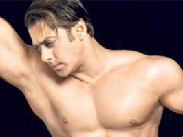 Salman Khan went shirtless, topless in his movies. He took off his shirt onscreen for fans.