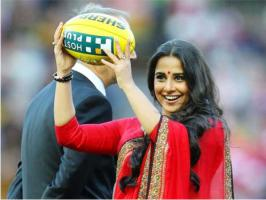 Newly wed actress Vidya Balan celebrates her 35th birthday today. See rare and unseen pictures of Vidya Balan.