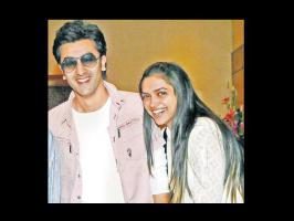 Bollywood actors Ranbir Kapoor, Deepika Padukone had a break up. Have a look at rare, unseen pictures of Ranbir, Deepika.
