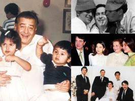 Here are some rare and Unseen pictures of the Kapoor family, which includes Raj Kapoor, Kareena Kapoor, Ranbir Kapoor, Karisma Kapoor, Rishi Kapoor.