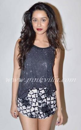 Shraddha Kapoor\'s latest hot photoshoot by Rohan Shrestha.