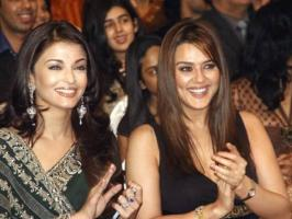Aishwarya Rai Bachchan has few friends in Bollywood like Preity Zinta, Sanjay Leela Bhansali, Hrithik, Ashutosh Gowarikar.