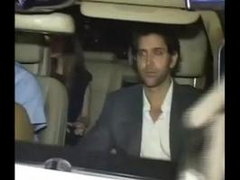 Bollywoods whos who Shahrukh, Katrina, Hrithik, Amitabh, Aishwarya attended wedding bash thrown for Vidya Balan. See pictures.