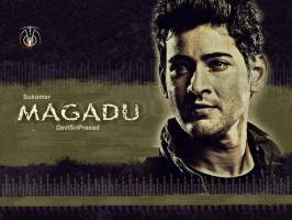 Mahesh Babu\'s New Movie First Look. \