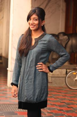 Sattam Oru Iruttarai Young Female Director Sneha Britta Photo Gallery.