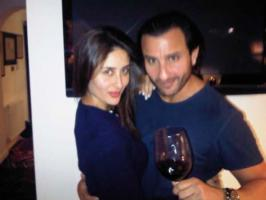 After a long courtship Saif Ali Khan and Kareena Kapoor finally got married last year. See Saif, Kareena\'s unseen post marriage holiday pictures.