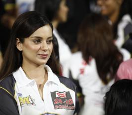 Kangna Ranaut becomes the brand ambassador of Mumbai